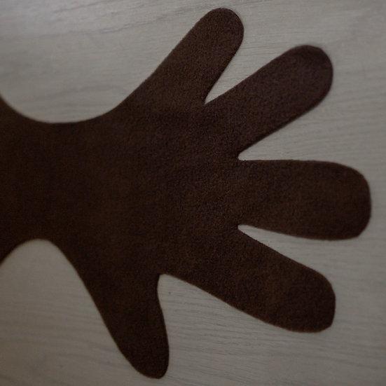 Chocolate Brown (Big HUG)