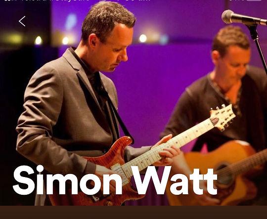 Simon Watt