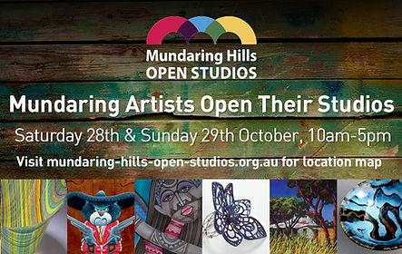 Mundaring Hills Open Studios 2017