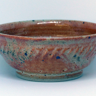 36. Chattered bowl