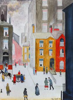 Street Scene (Lowry)