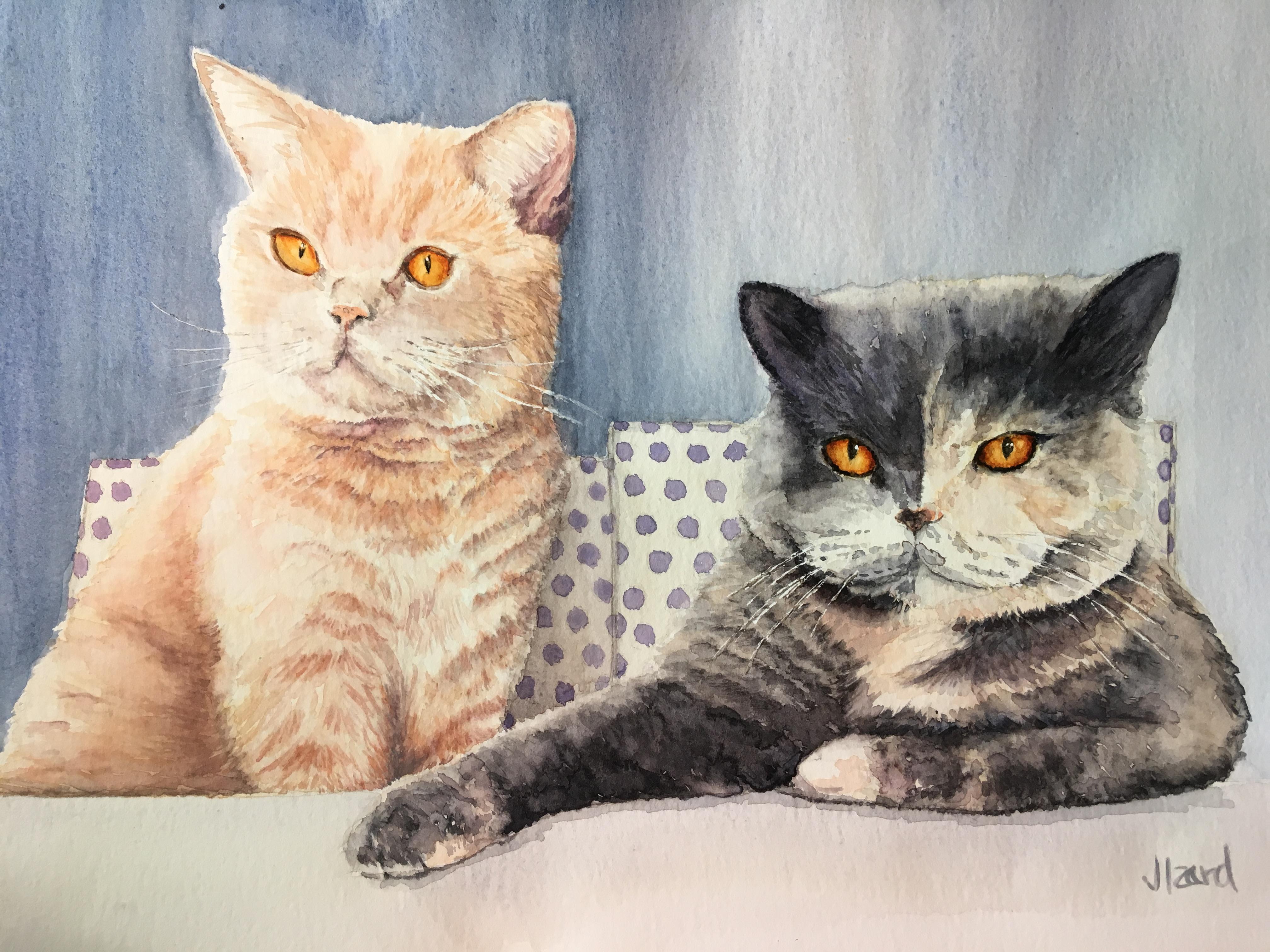 Humphrey & Poppy