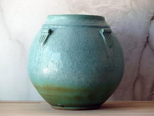 Large wide pot