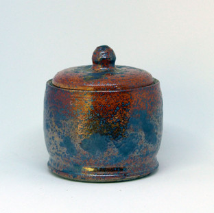 39. Small lidded jar