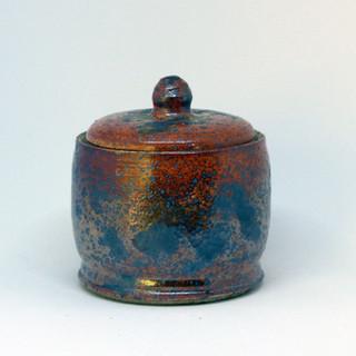39. Small lidded jar