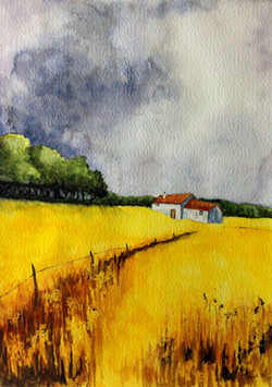 Yellow Fields (Barry Hilton)