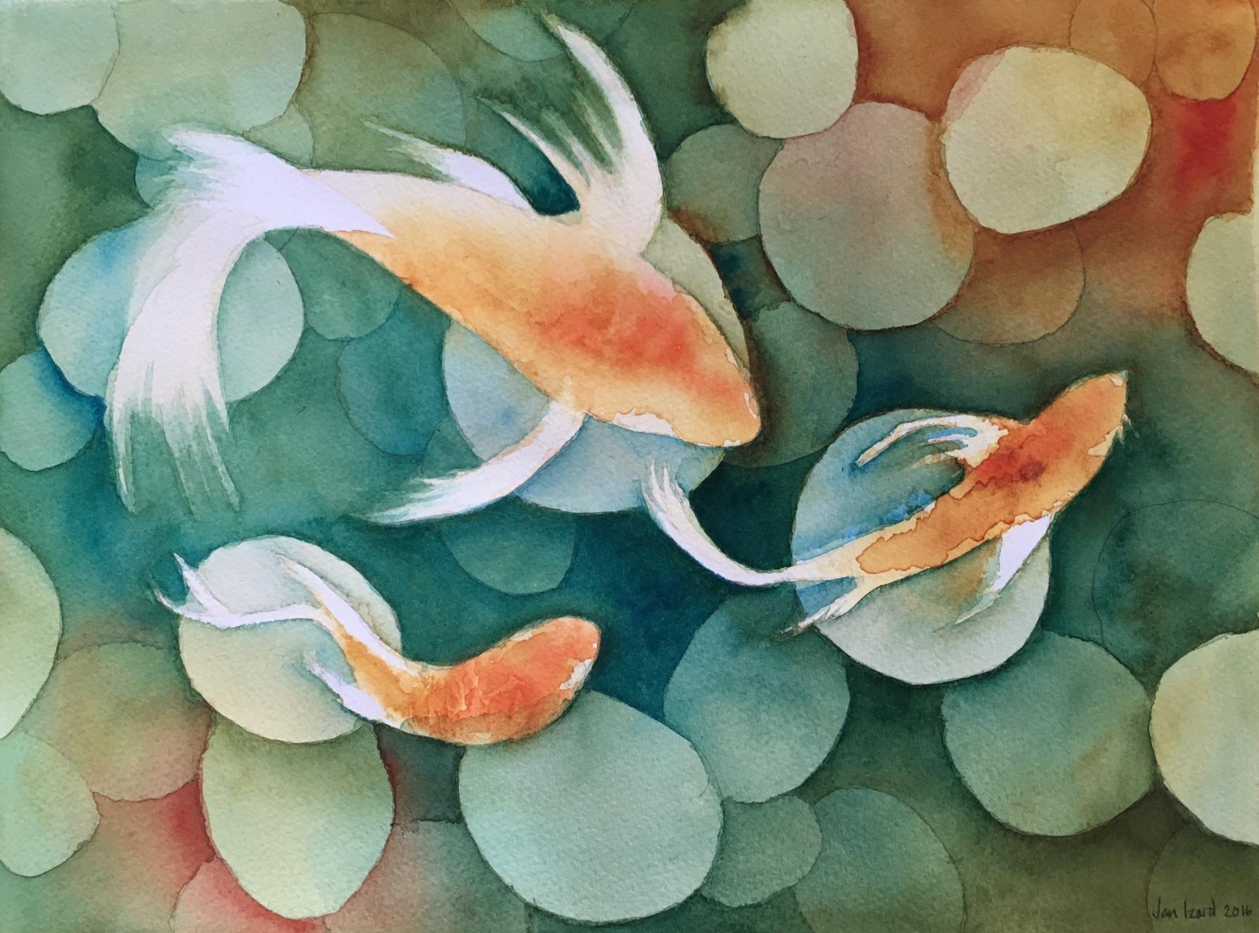 Fish & Pebbles