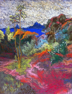 Tropical Vegetation (Gauguin)