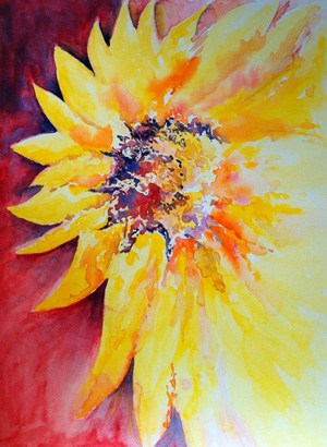 Sunflower (Ann Blockley)