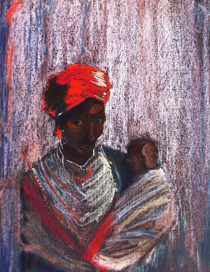 Mother and Child (Emily Lamb)