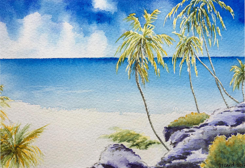 Barbados Scene