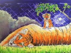 Tigress & Cub