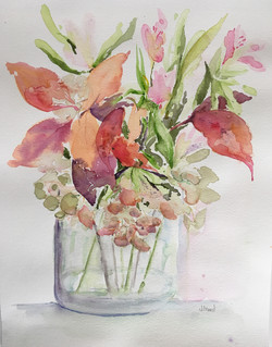 Autumn in a Vase