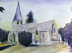 St Pauls Church, Langleybury