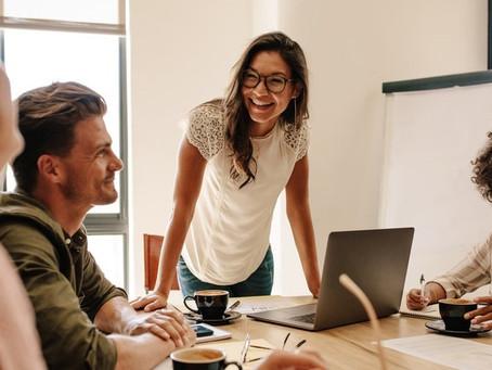 Equipe Protagonista: Ambiente de Trabalho Saudável