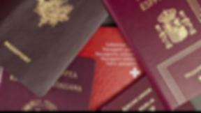 Einwanderungspapiere in Paraguay