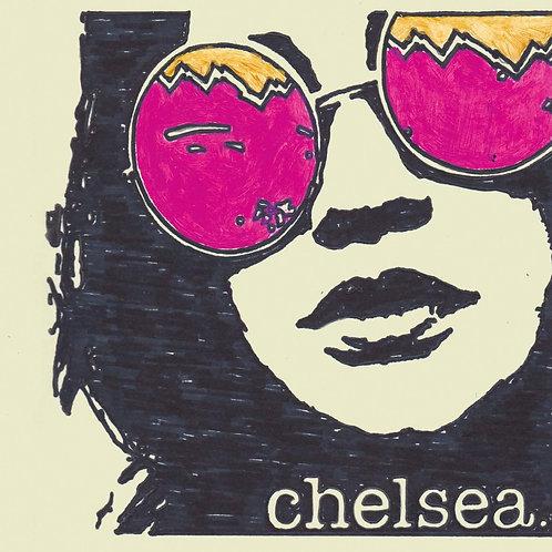 """""""chelsea."""" CD"""