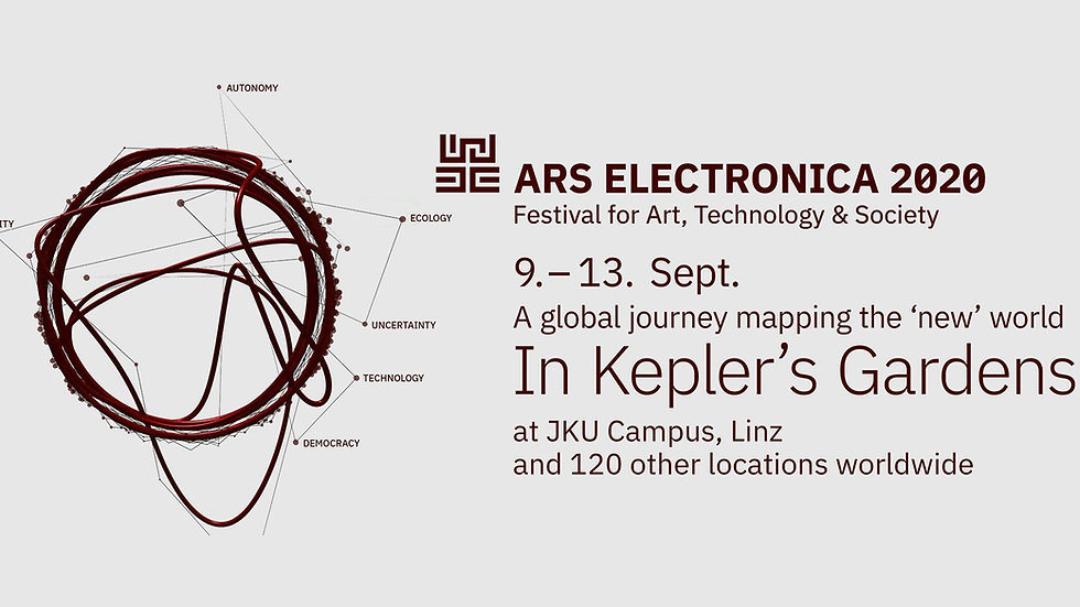 Ars Electronica lands in Barcelona!