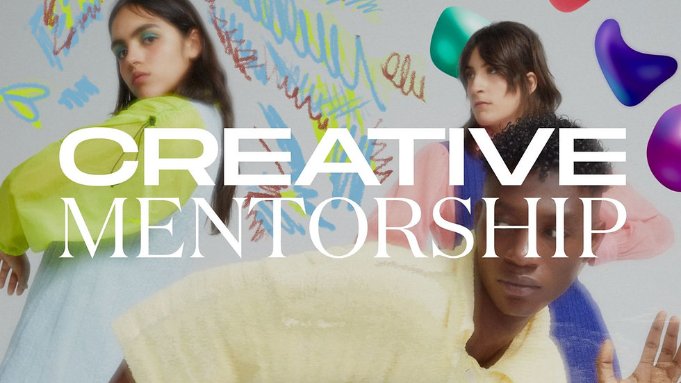 Creative Mentorship by OFFF Academy and Adobe
