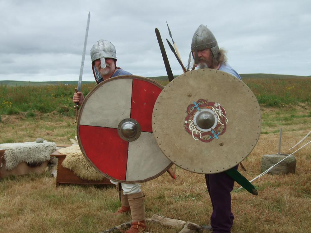 Vikings anyone? Come to Swandro - we've got 'em!