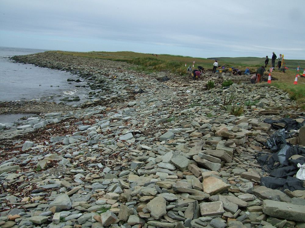 High tide at swandro