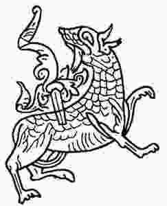 The Maeshowe dragon