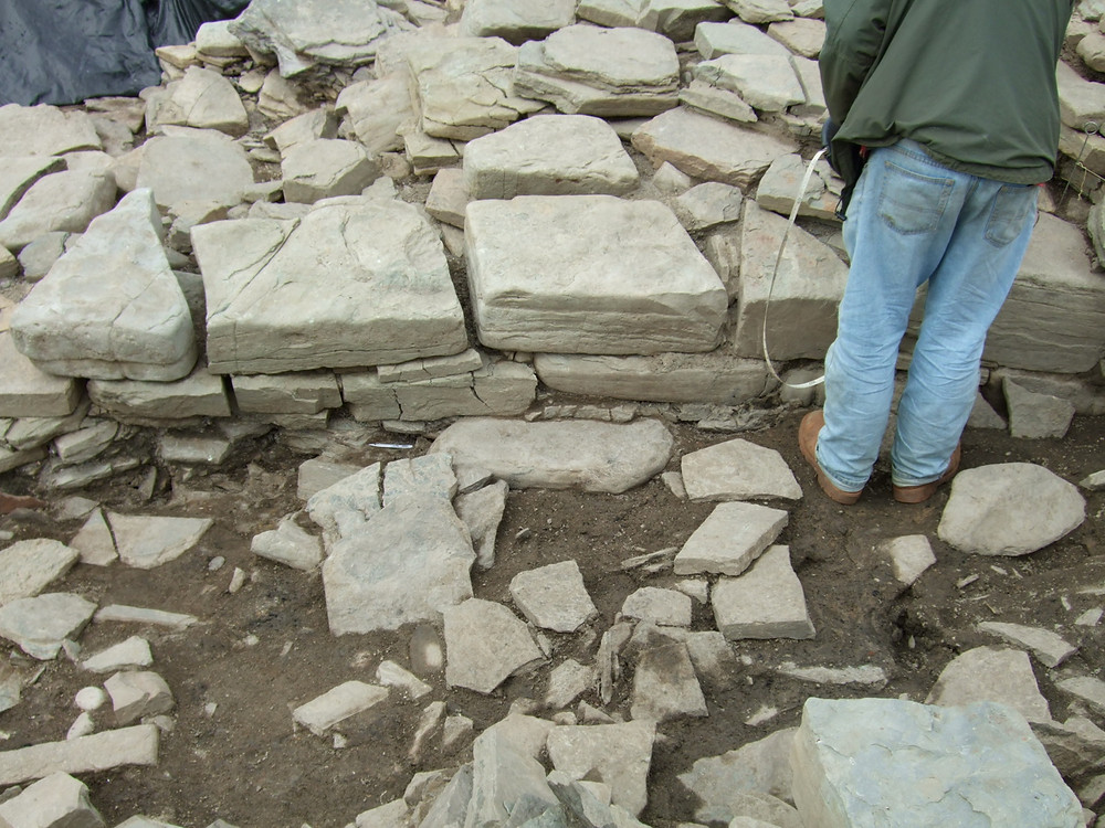 Possible Early Neolithic settlement at Swandro, Orkney