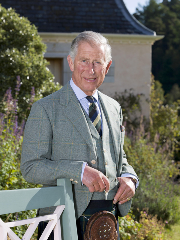 The Swandro-Orkney Coastal Archaeology Trust's Patron: His Royal Highness The Prince Charles, the Duke of Rothesay