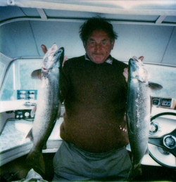 pop with fish in cabin299