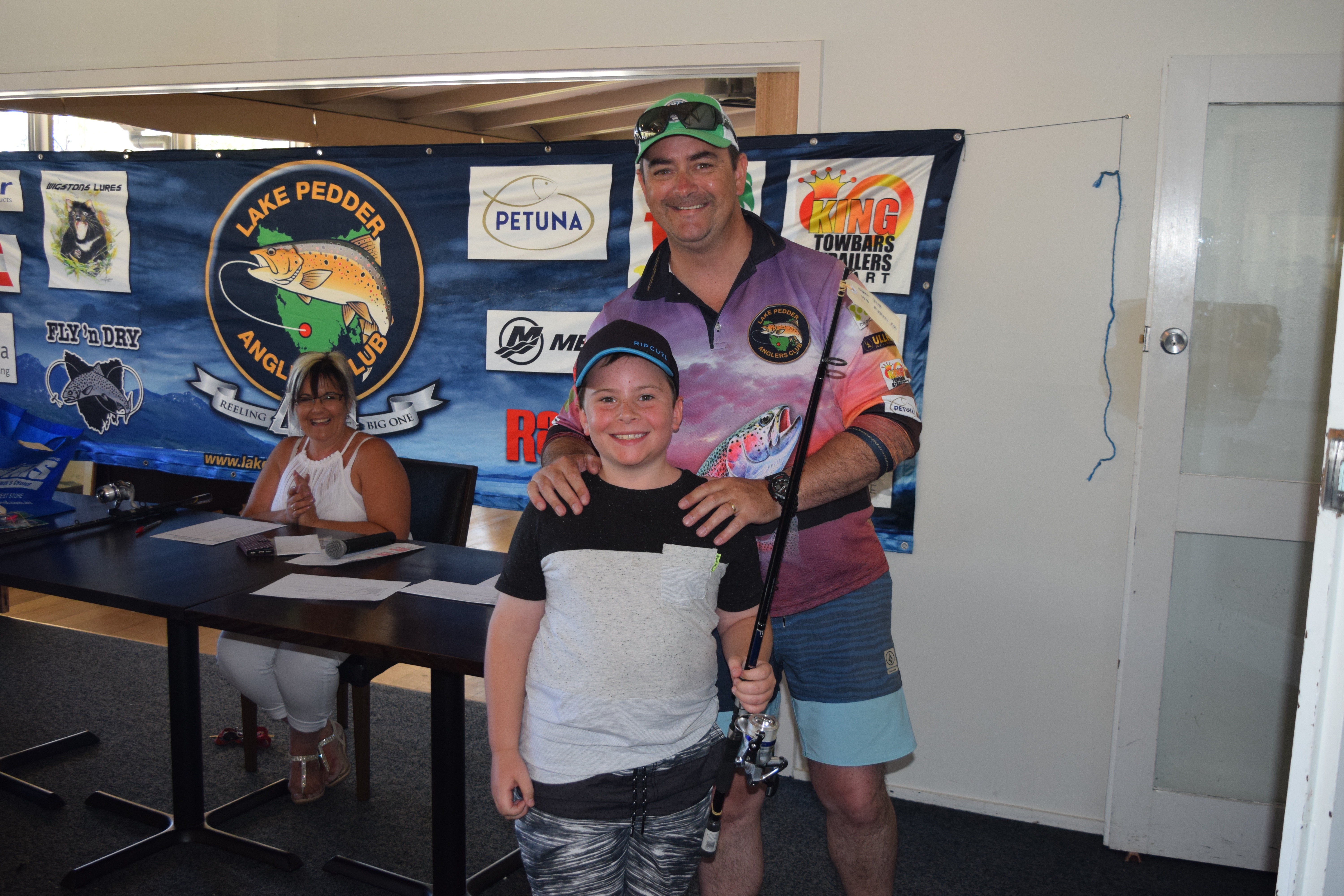 Day 2 - Open Junior (u14) Mystery Fish - Dean Stonehouse