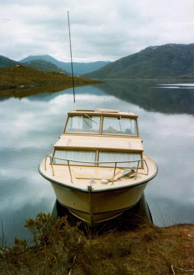 kim coopers boat mc parlans