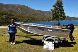Prize Boat - Winner - Clare McCarthy