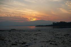 sunset at tedds 4 by Brett Brady