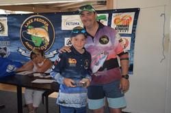 Day 3 - LPAC Junior (u14) Mystery Fish - Trent Mallinson