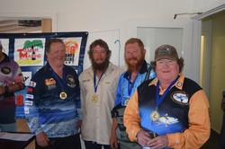 Most Fish Caught By a Team - 60 fish (30.312kgs) - Cranka (Steven Coleman, Peter Glowacki, John Hall
