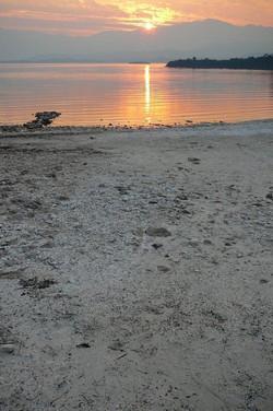 sunset at tedds 3 by Brett Brady