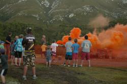 flare demonstration