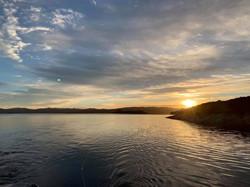 Sunrise lakepedder