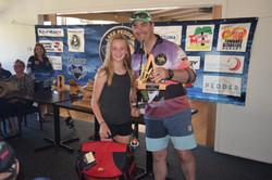 Overall Heaviest Fish - Open Junior (U14) - 1006g - Hannah Corner