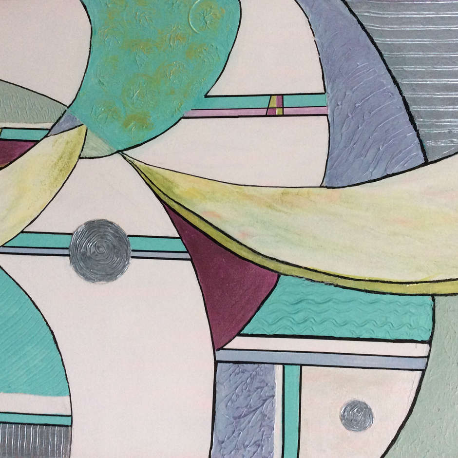 A Touch of Art Deco by Pam Gravett