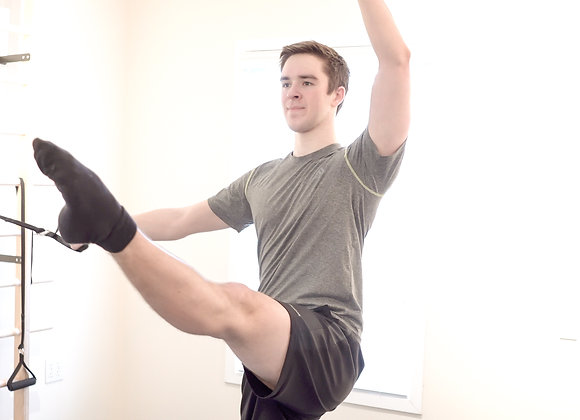 55 Minute Student/Dancer Private Session