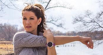 Stacie Zotkovich, fitness coach, life coach