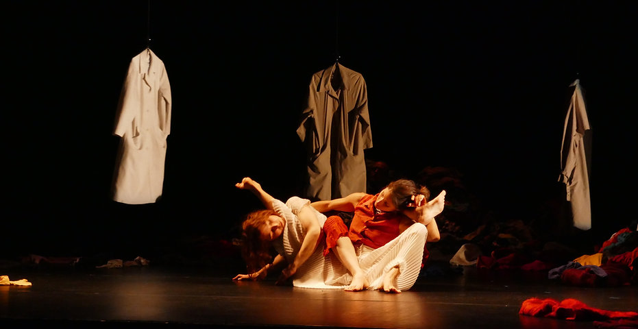 Costumes Camille Lacombe - Compagnie All