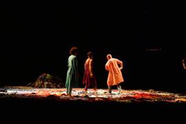 Costumes et scenographie Camille Lacombe - Cie Allégorie - Collison