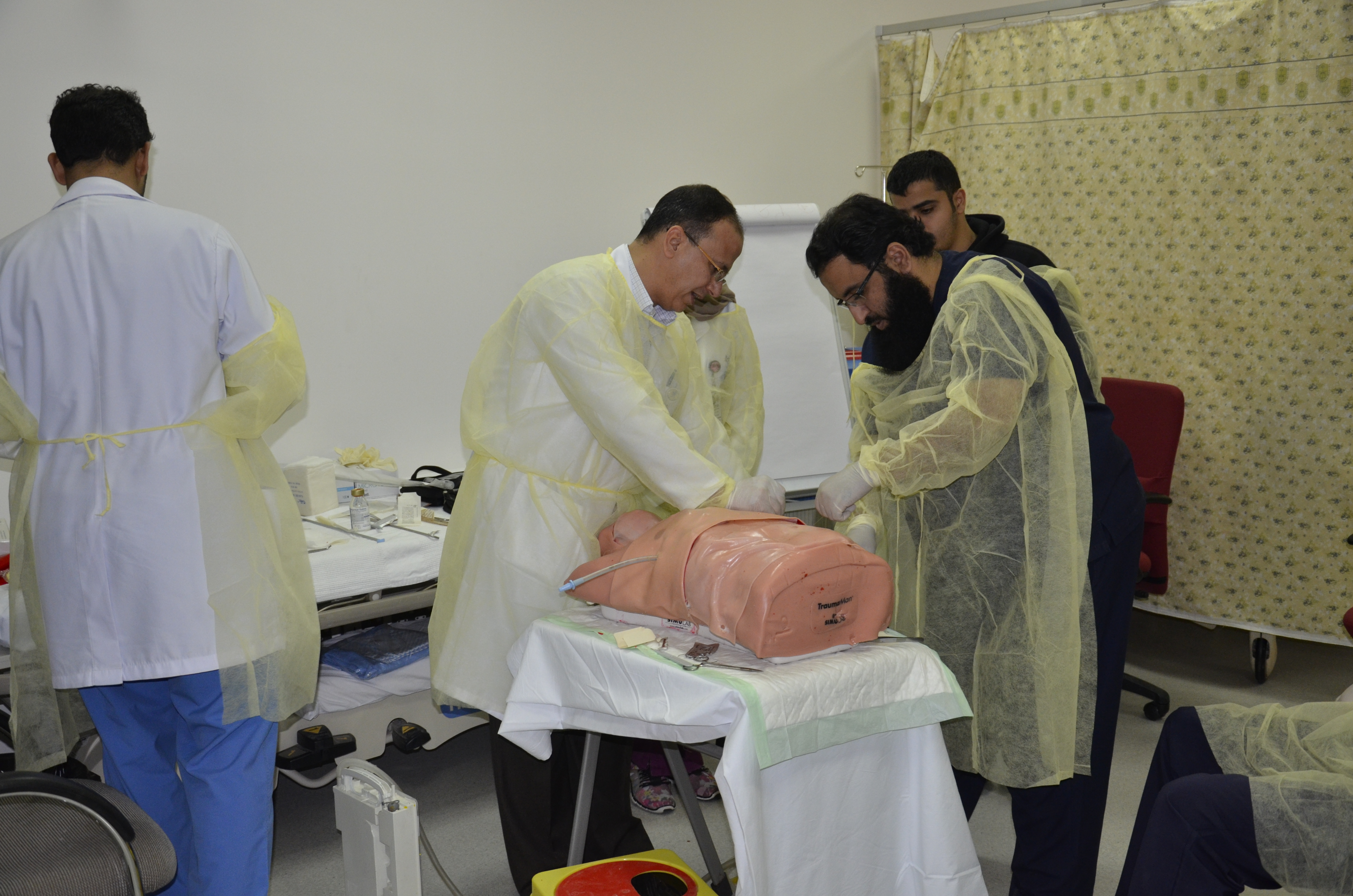 Chest Tube Course