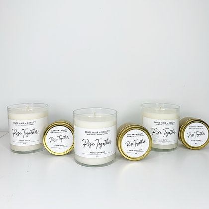 Rise Together Soy Candle - 3oz