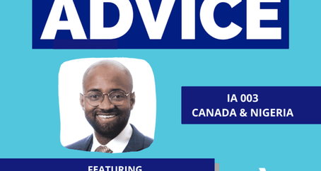 IA 003: Canada and Nigeria with Emeka Udeagha, CFP®,  CDFA®, MBA