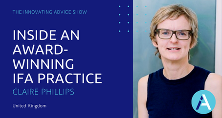 Award-Winning, Independent Financial Advisor Practice First Wealth with Claire Phillips [Ep19]