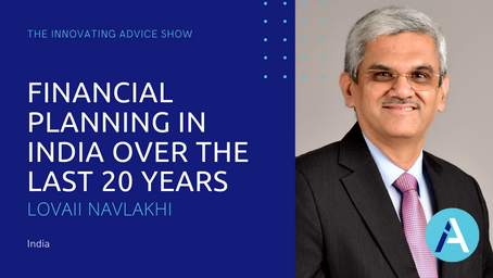 Financial Planning in India Over the Last 20 Years with Lovaii Navlakhi [Ep24]