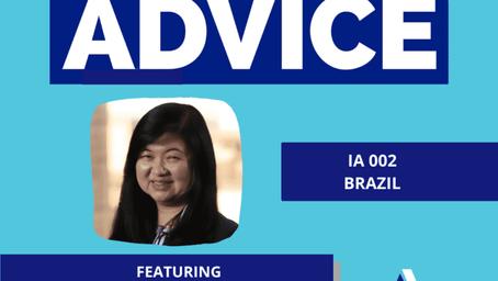 IA 002: Brazil with Ana Cláudia Utumi, PhD, CFP®, TEP®